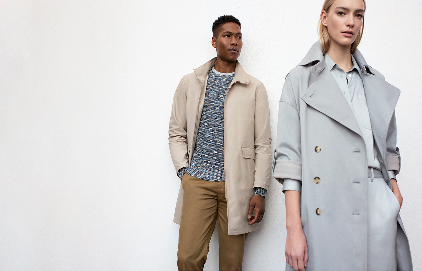 Shop men's and women's outerwear
