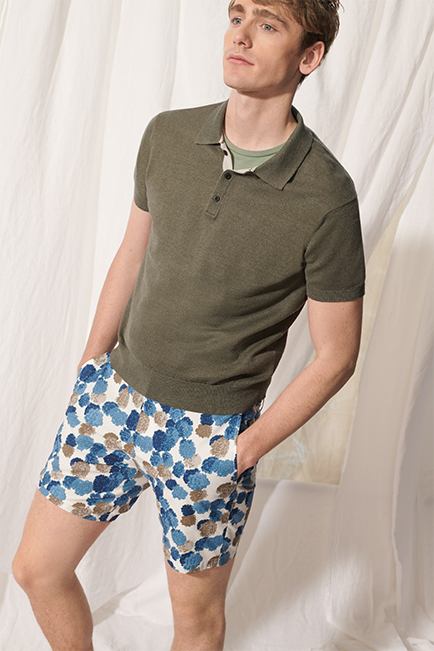 Man in the Baxter short.