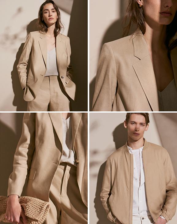 Say hello to linen.