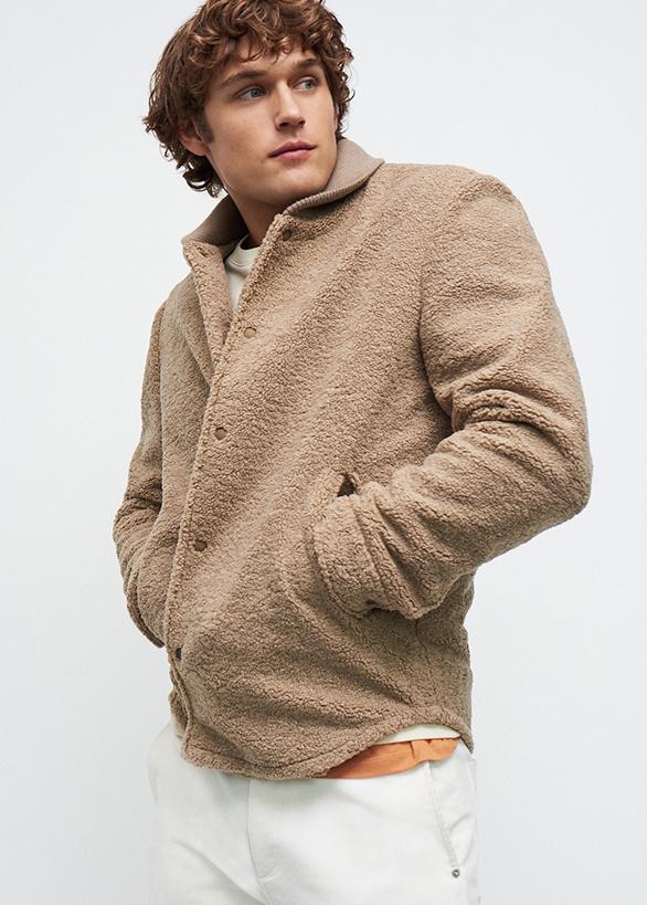 Men's essential outerwear
