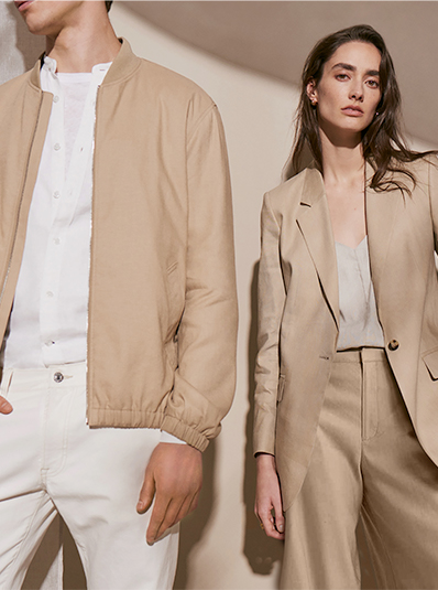 View the story: The Linen Edit.