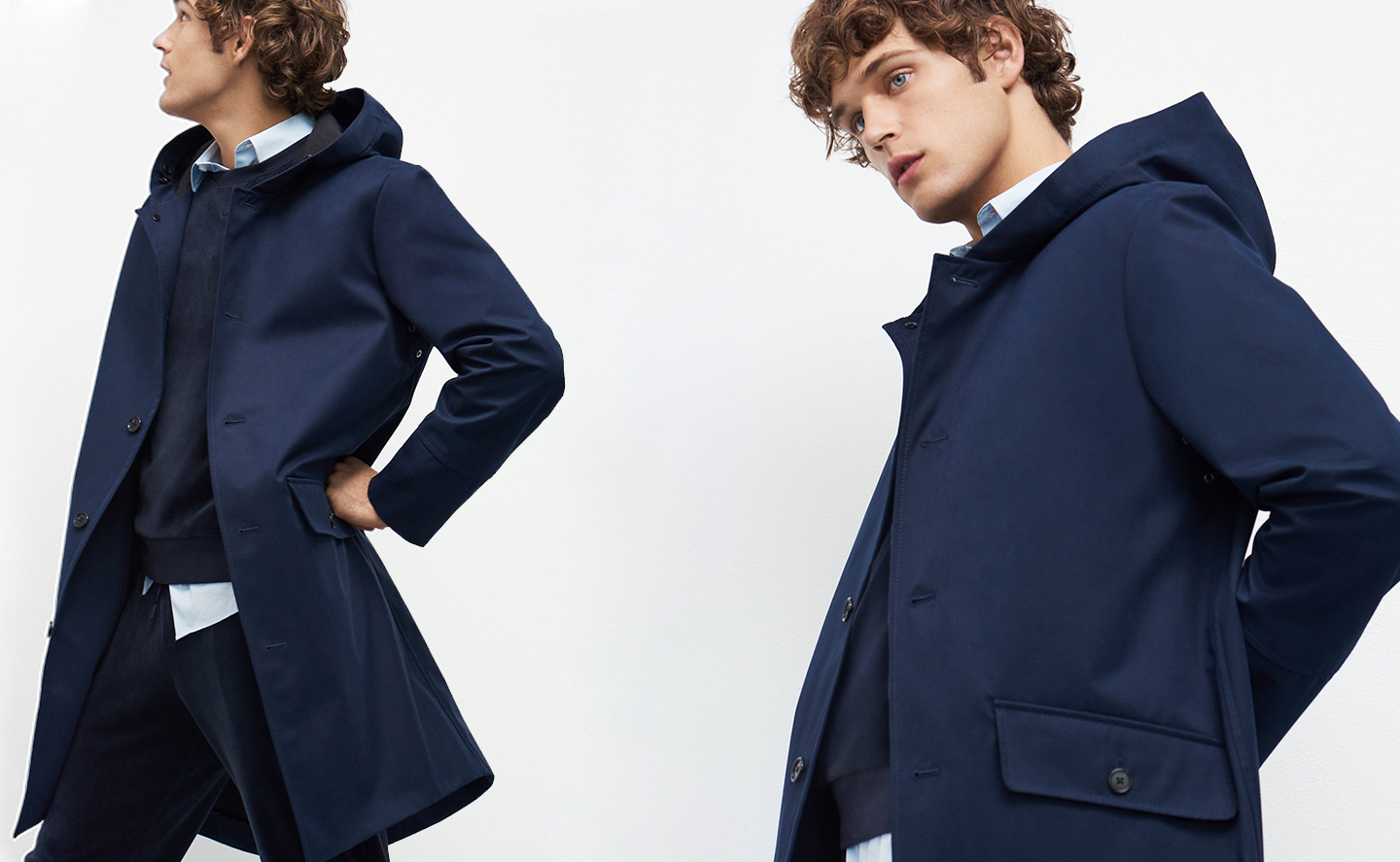 Men's coats, jackets, and outerwear