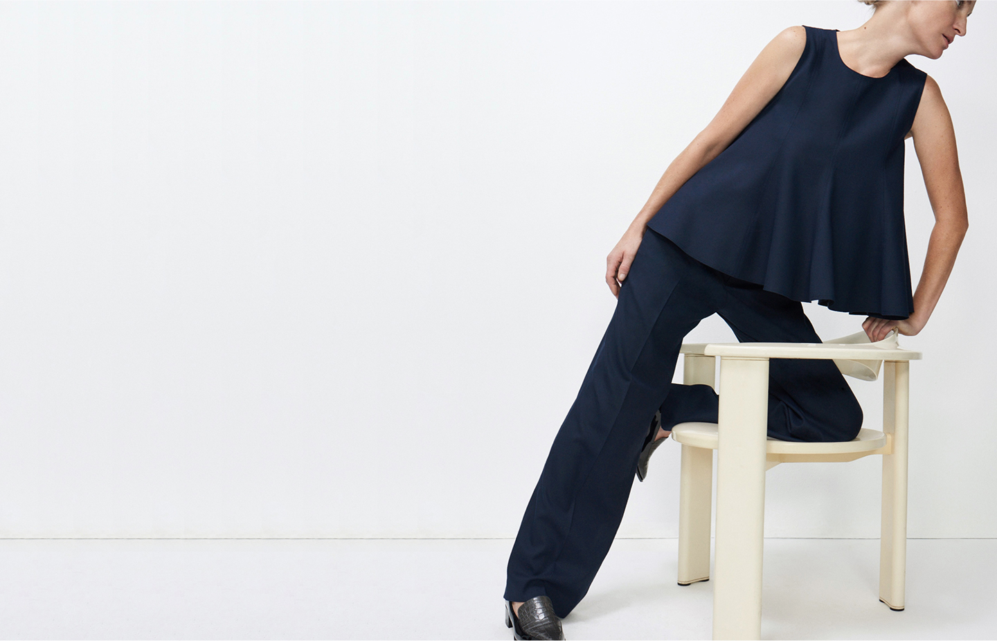 Women's modern essentials and easy separates.
